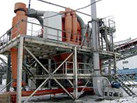 Аспирационно-пылеулавливающая установка