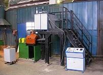 Комплект оборудования для заливки баббитом подшипников (вариант исполнения D360xL310)