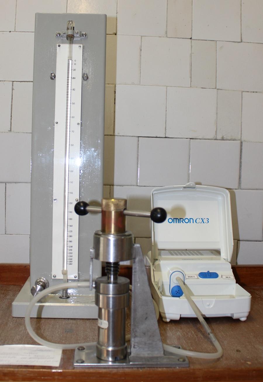 Прибор для определения удельной поверхности хризотила ОПА