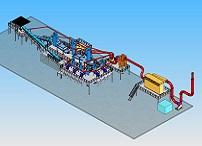 Комплекс дробления и рассева корунда (электрокорунда)